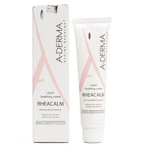 A-DERMA RHEACALM LIGHT SOOTHING CREAM