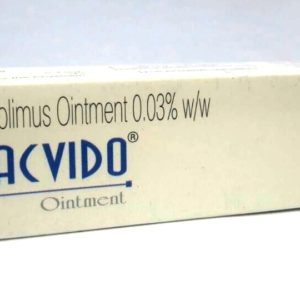 TACVIDO 0.03% OINTMENT