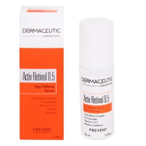 DERMACEUTIC ACTIV RETINOL 0.5 INTENSE AGE DEFENSE SERUM