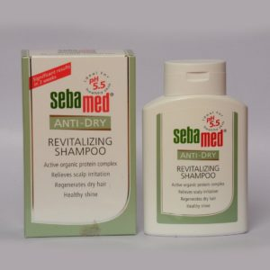 SEBAMED ANTI-DRY REVITALIZING SHAMPOO PH5.5
