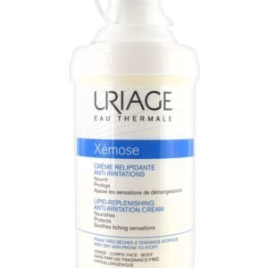URIAGE XEMOSE LIPID REPLENISHING ANTI-IRRITATION CREAM (400ML)