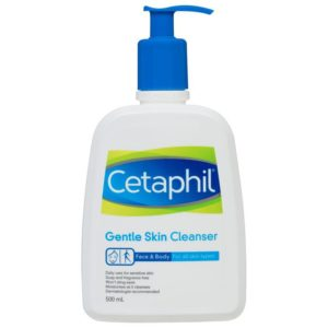 CETAPHIL GENTLE SKIN CLEANSER - DRY, SENSITIVE SKIN
