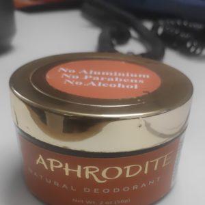APHRODITE NATURAL DEODORANT
