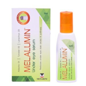 MELALUMIN UNDER EYE SERUM