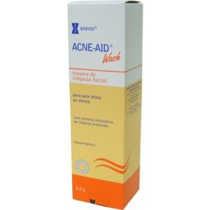 ACNE-AID WASH FACIAL CLEANSING FOAM