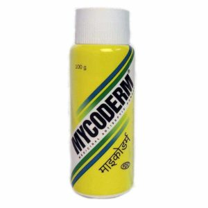 MYCODERM POWDER