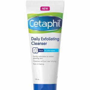CETAPHIL DAILY EXFOLIATING CLEANSER -178ML
