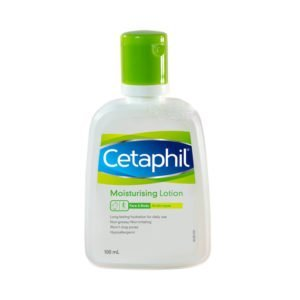 CETAPHIL MOISTURISING LOTION ALL SKIN TYPES (100ML)