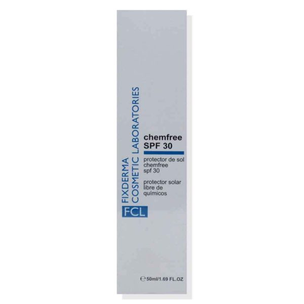 FCL CHEMFREE SPF 30 LOTION