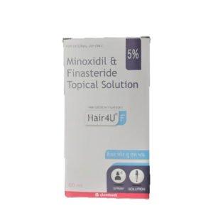 HAIR4U F 5% SOLUTION