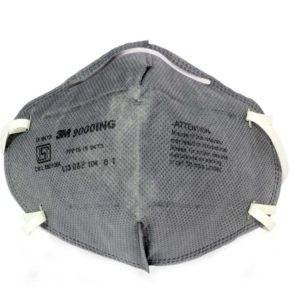 3M 9000ING Anti Pollution Mask