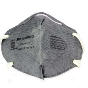 3M 9000ING Anti Pollution Mask