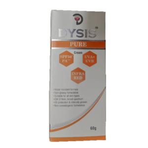 DYSIS PURE CREAM SPF 50+