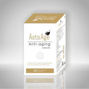 ASTA AGE CAPSULES 30's