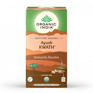 AYUSH KWATH 25 TEA BAGS