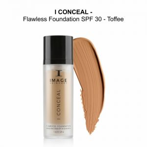 I BEAUTY I CONCEAL FLAWLESS FOUNDATION SPF 30 – TOFFEE