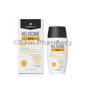 HELIOCARE 360 MINERAL TOLERANCE FLUID SPF50