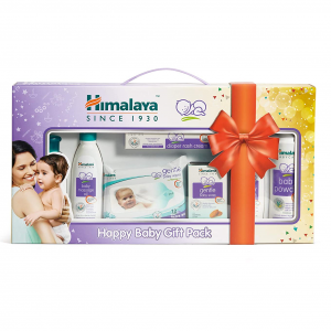 HIMALAYA HAPPY BABY GIFT PACK 7