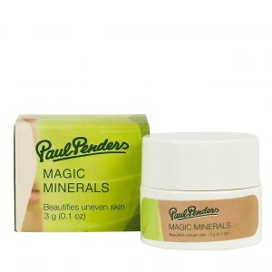PAUL PENDERS MAGIC MINERALS