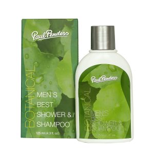 PAUL PENDERS BOTANICAL MEN'S BEST SHOWER & SHAMPOO