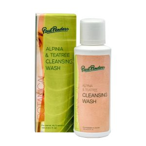 ALPINA & TEATREE CLEANSING WASH