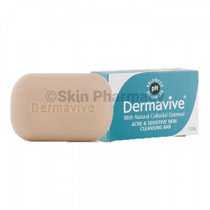 DERMAVIVE ACNE AND SENSITIVE SKIN CLEANSING BAR
