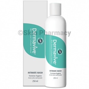 DERMAVIVE INTIMATE WASH